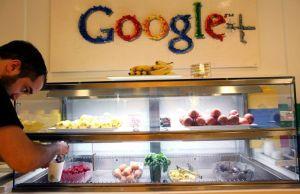 Google food service