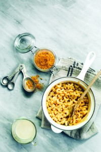 Well-crafted macaroni and cheese mix