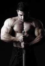 Patrik Boboumian, vegan, World's strongest man.