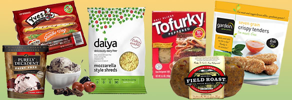 Vegan food products