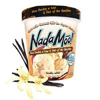 Nadamoo ice cream