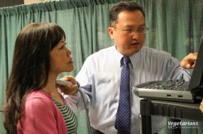 Artery scanning