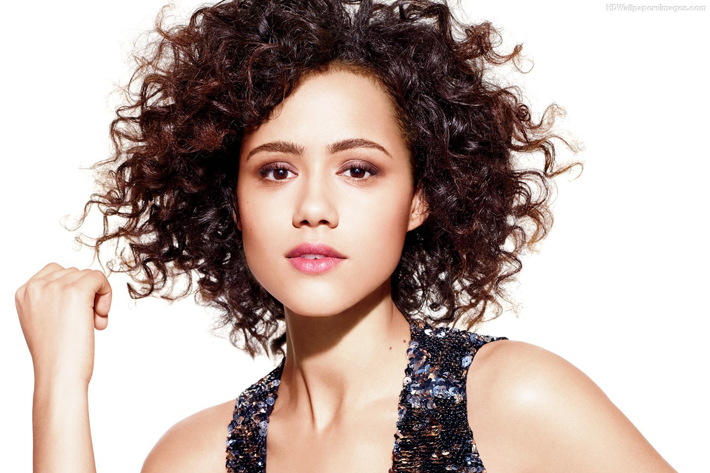 Nathalie Emmanuel Game Of Thrones Star Is Vegan