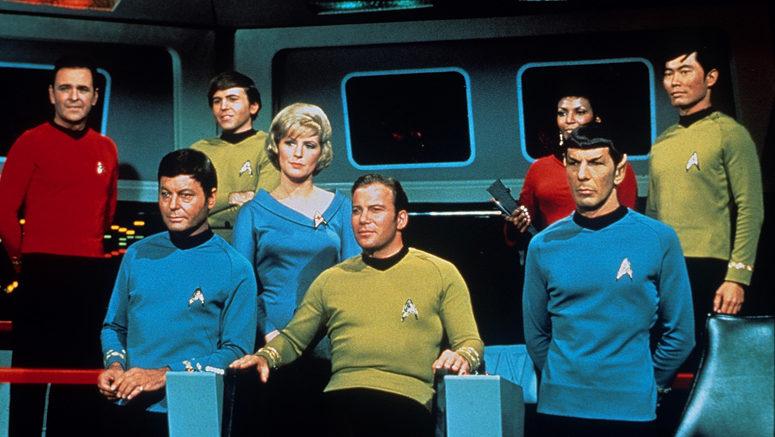 Star trek original cast